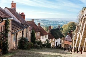 picture of Gold Hill, Shaftesbury, Dorset